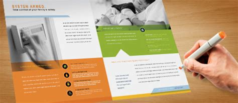 brochure layout sles ideas helpful brochure writing tips graphic design ideas