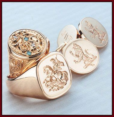 Best Images About Signet Ring On Pinterest Lion Ring