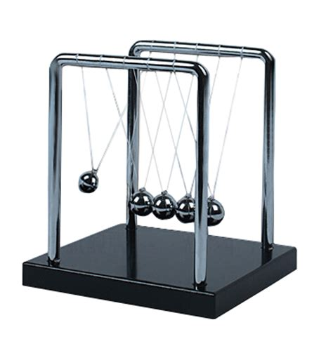 swinging balls on desk newtons cradle balancing swinging ᗗ balls