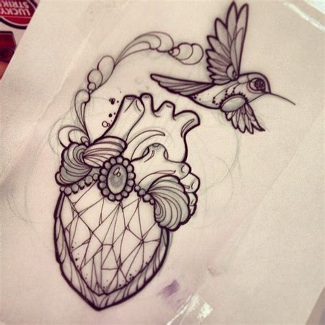 tattoo flash hummingbird 145 best hummingbird tattoo ideas images on pinterest