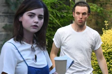 tom hughes news jenna coleman steps out with tom hughes as the country