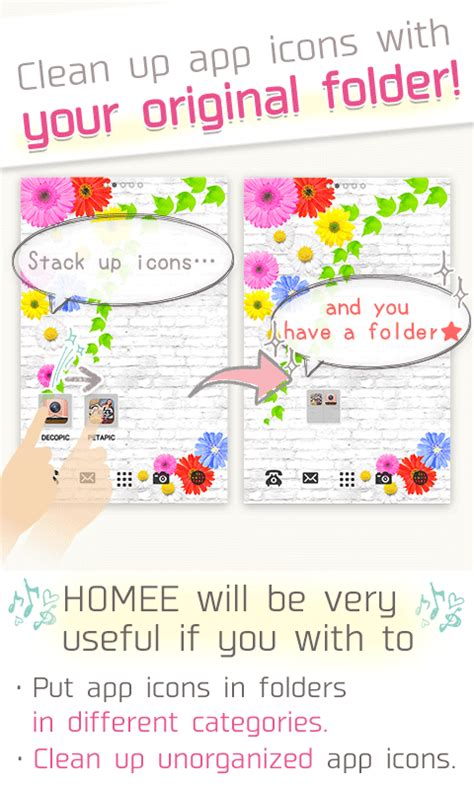 homee launcher cuter kawaii 187 apk thing android apps
