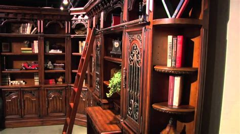 English Country Home Decor office furniture home library parker house furniture