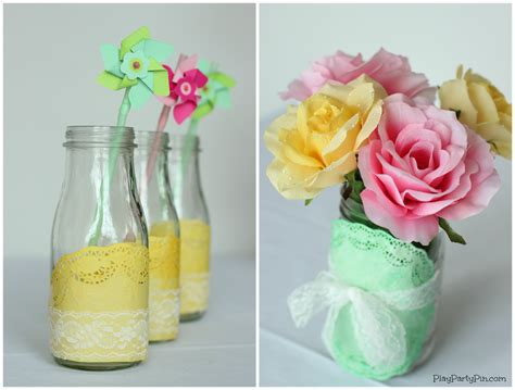 Easy Baby Shower Decorations by Simple Diy Baby Shower Decorations Play Plan