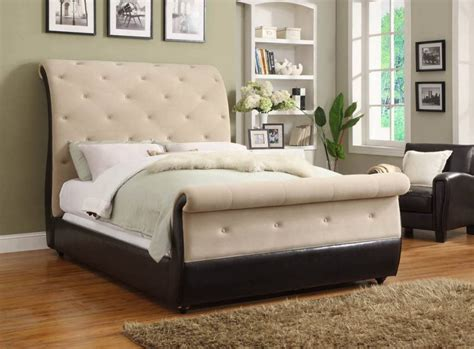 tufted velvet bed velvet is an haute fall trend