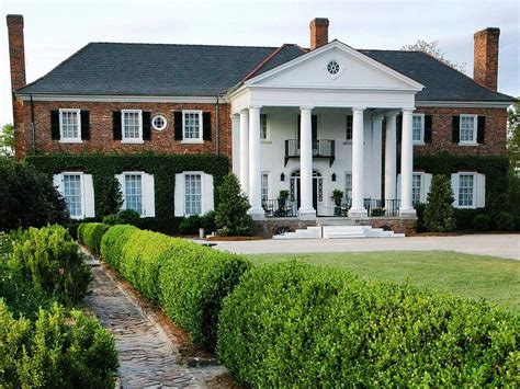 Charleston Style Home Plans by Traditional Charleston Style House Plans