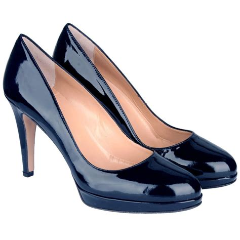 daniel navy hibian women s platform court shoe