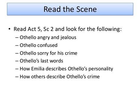 Othello As A Tragic Essay by Othello As A Tragic