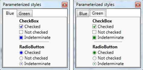 types of templates in wpf wpf creating parameterized styles with attached