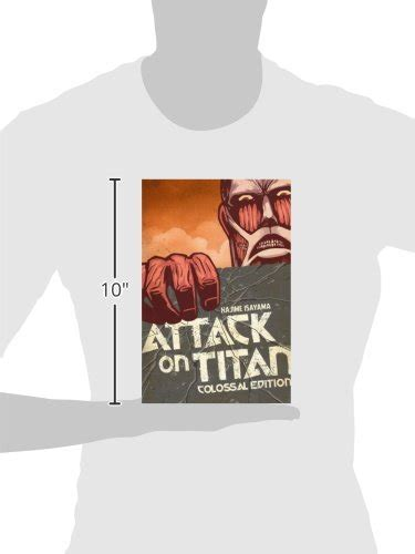 Attack On Titan Colossal Edition 1 attack on titan colossal edition 1 import it all