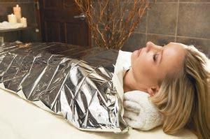 Detox Wrap Spa Treatment by Graham Professional Mylar Blankets