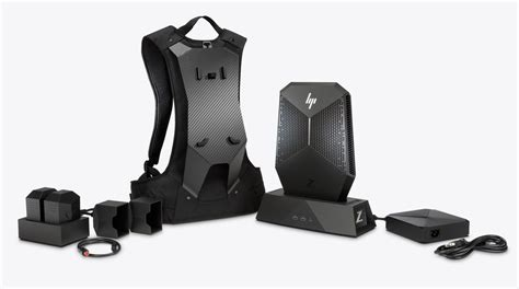 Vr Hp Hp S New Nvidia Powered Backpack Vr Pc Is Designed For