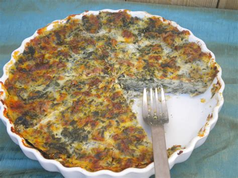 Spinach Muenster Quiche The Froo Spinach Cottage Cheese Quiche
