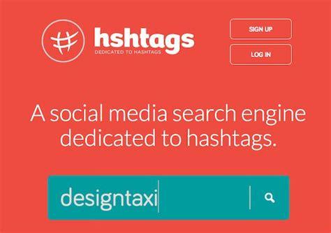 Social Media Search Engine Hashtag Based Search Engines Social Media Search Engine