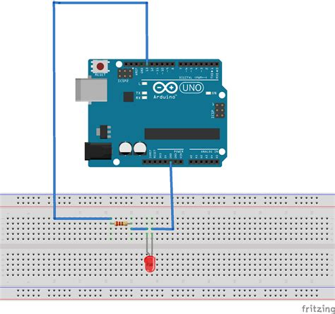 arduino tutorial blinking led time nuts gps seconds conversion on an arduino