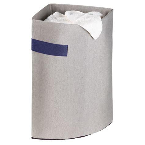 Wenko Polycotton Corner Laundry Bin 36621100 At Corner Laundry