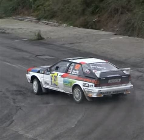 Rally Audi Quattro by Audi Quattro Sport Rally Images