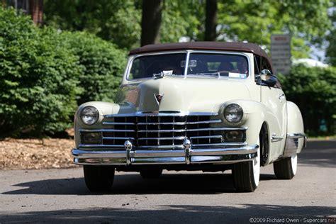 1947 cadillac series 62 convertible coupe cadillac