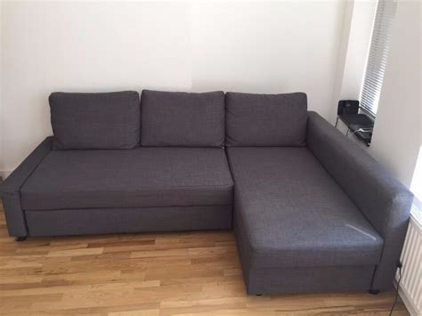 Ikea Sofa Bed by Ikea Corner Sofa Bed 11 Months Used Available Mid