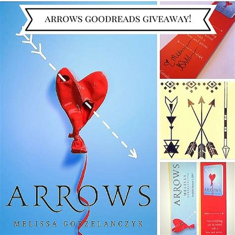Goodreads Giveaways How To Win - arrows book giveaway enter to win on goodreads