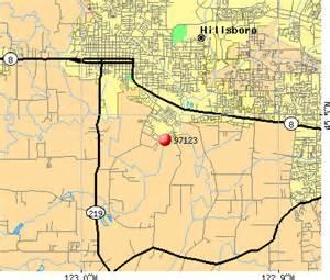 hillsboro oregon zip code map 97123 zip code hillsboro oregon profile homes