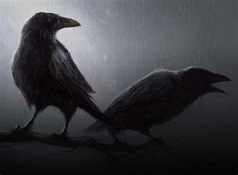 imagenes goticas el cuervo un paseo por la zoolog 237 a el cuervo el albert einstein de