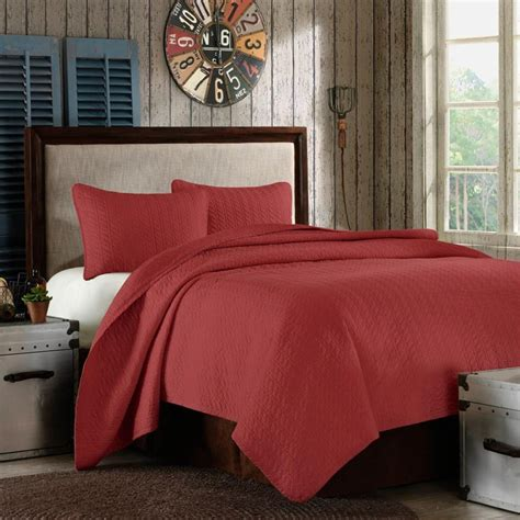 woolrich coverlet woolrich velvet touch scarlet coverlet set bedding