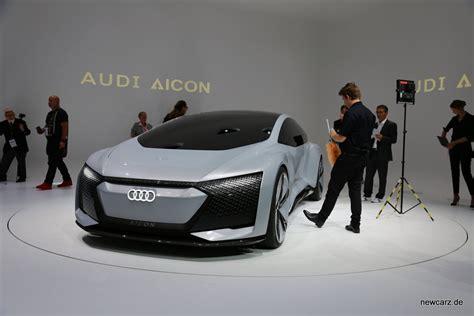 Audi Zukunft by Audi Aicon Concept Die Zukunft Einer Luxuslimousine