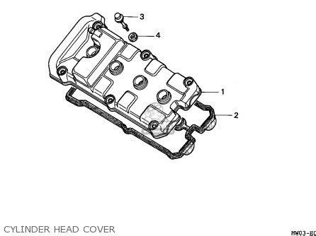 Cylinder Kit Amoshita Motor Honda Blade honda cbr900rr fireblade 1994 r austria parts list