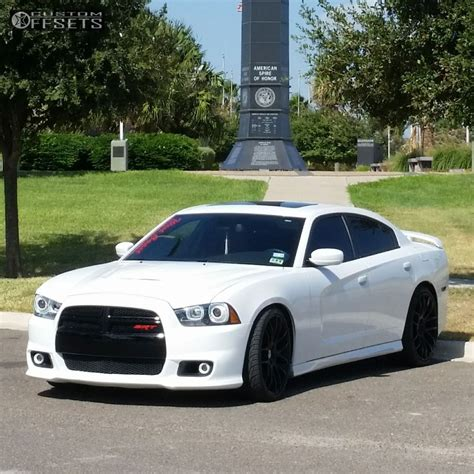 dropped dodge charger wheel offset 2013 dodge charger slightly aggressive