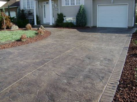 1000 ideas about sted concrete driveway on pinterest concrete driveways sted concrete