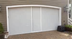 a 1 door company garage door screens