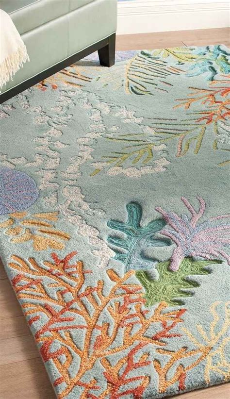 coral reef rug 17 best ideas about coral rug on outdoor pillow covers coral and tropical