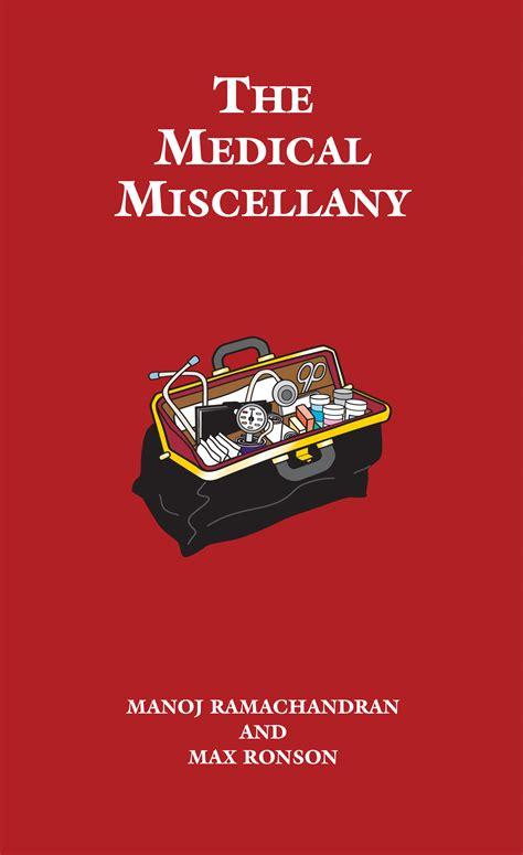 Medical Miscellany Hammersmith Books