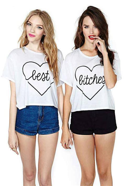 Tshirt Kaos I Bad Bitches best bitches shirt 2 shirts cope shirts best friends shirt