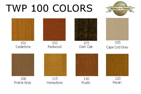 twp stain colors twp stain colors twp wood stain sles colors 1500 series