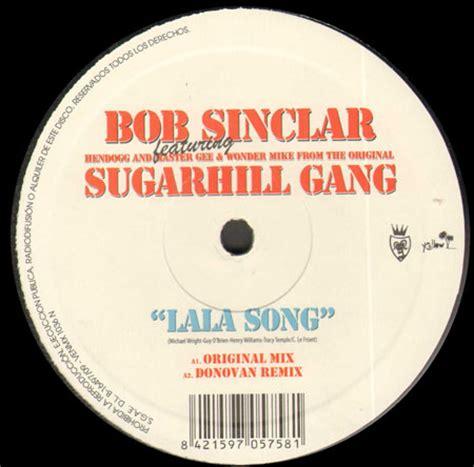 bob sinclar everybody movin original club mix bob sinclar lala song feat hendogg master gee