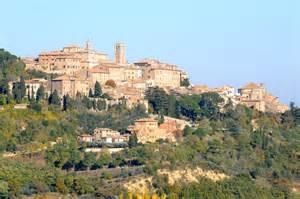Dome Home Interiors Views Pienza Tuscany Italy