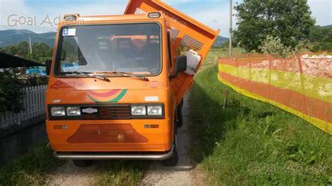 motoagricola cabinata motoagricola vendo pasquale cassone ribaltabile idraulico