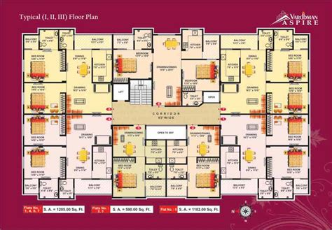 group home floor plans overview vardhman aspire narayan sagar vardhman group