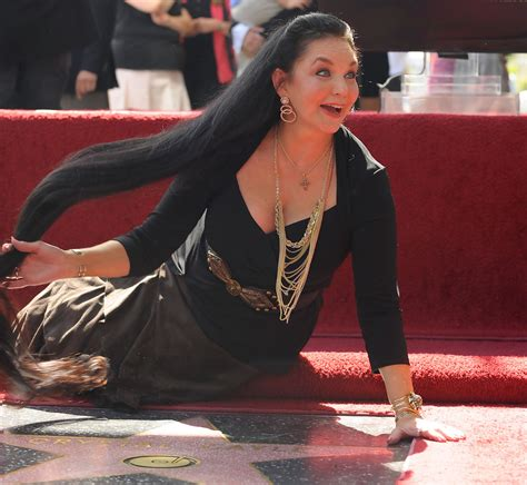 crystal gayle now crystal gayle in crystal gayle honored on the hollywood