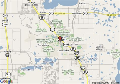 villages in florida map map of towneplace suites by marriott the villages lake