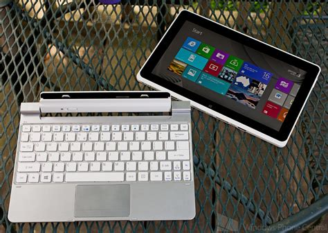Keyboard Acer W510 Mini Review Acer Iconia W510 Windows 8 Tablet Windows
