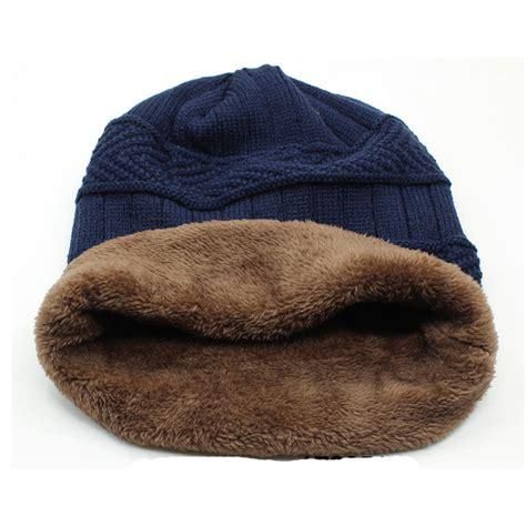 kupluk wool winter hat beanie blue jakartanotebook