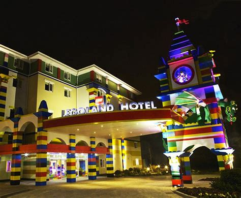 theme hotel crazy games lego themed hotel opening in 2013 geeky gadgets