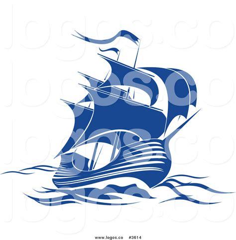 boat clipart logo royalty free sailing ship logo by seamartini graphics 3614
