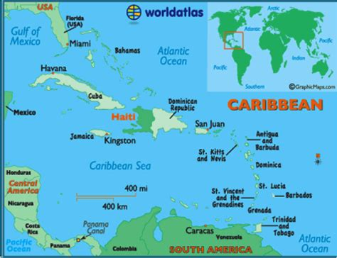 map of the carribean caribbean map dr kent hovind s