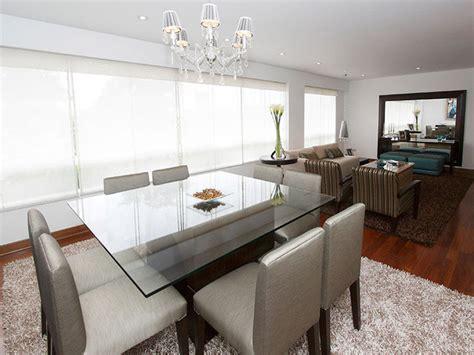 decorar oficina rectangular las medidas perfectas para tu sala comedor www