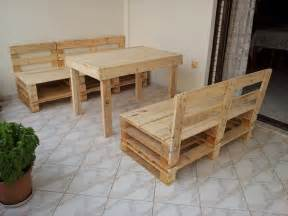 Outdoor Bench With Cooler 5 Diy Pallet Furniture Projects 99 Pallets