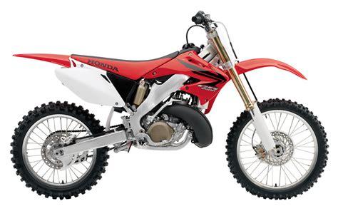 dirt bike magazine honda s greatest bike the cr250r two